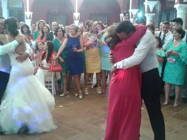 La boda de Manuel  y Pastora en Ecija, Sevilla 2