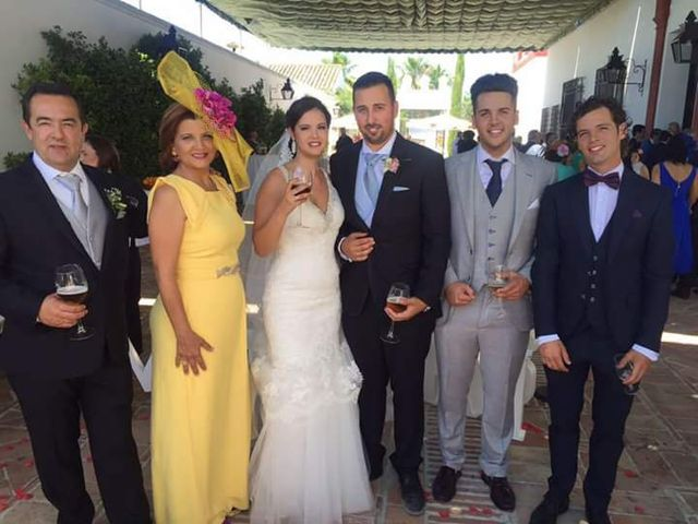 La boda de Manuel  y Pastora en Ecija, Sevilla 4