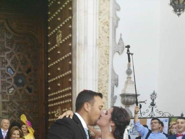 La boda de Manuel  y Pastora en Ecija, Sevilla 6