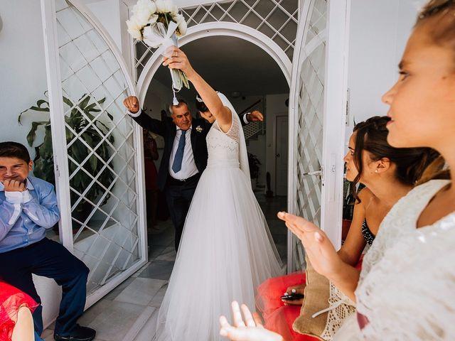 La boda de Carlos y Mari Carmen en Salobreña, Granada 13