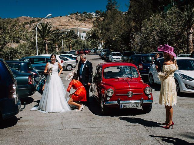 La boda de Carlos y Mari Carmen en Salobreña, Granada 17