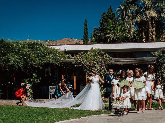 La boda de Carlos y Mari Carmen en Salobreña, Granada 18