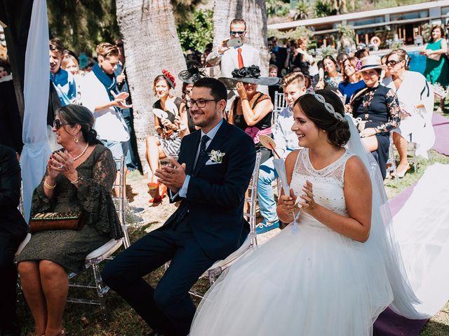 La boda de Carlos y Mari Carmen en Salobreña, Granada 21