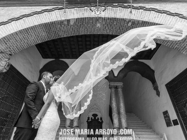 La boda de Manuel  y Pastora en Ecija, Sevilla 8