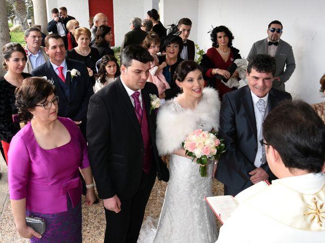 La boda de Jony y Sara en Valdeobispo, Cáceres 6