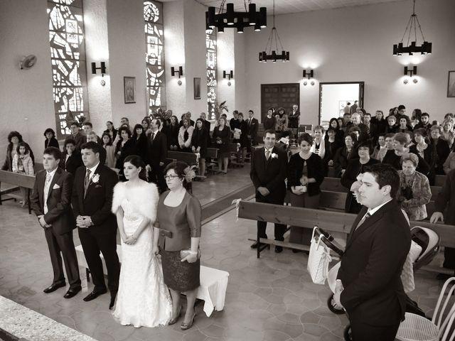 La boda de Jony y Sara en Valdeobispo, Cáceres 7