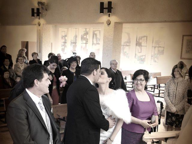 La boda de Jony y Sara en Valdeobispo, Cáceres 8