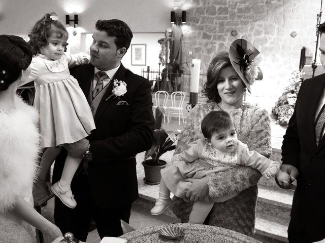 La boda de Jony y Sara en Valdeobispo, Cáceres 9