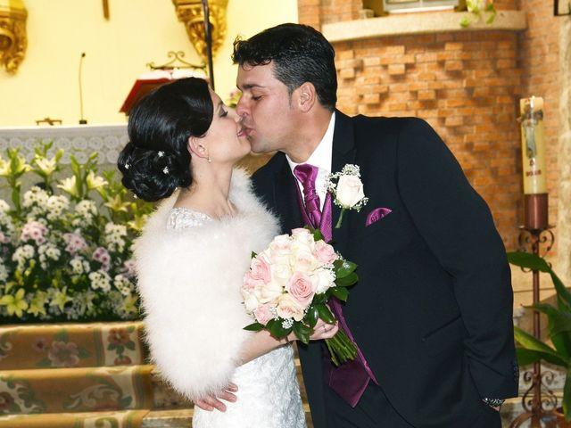 La boda de Jony y Sara en Valdeobispo, Cáceres 10