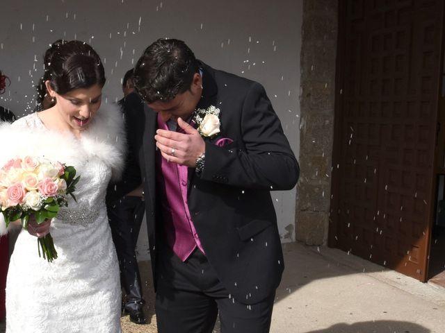 La boda de Jony y Sara en Valdeobispo, Cáceres 12