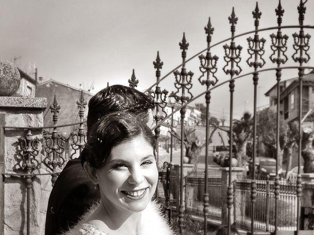 La boda de Jony y Sara en Valdeobispo, Cáceres 14