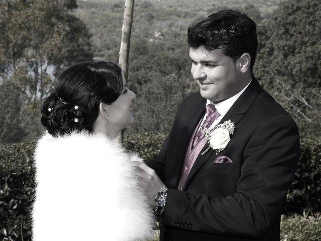 La boda de Jony y Sara en Valdeobispo, Cáceres 17