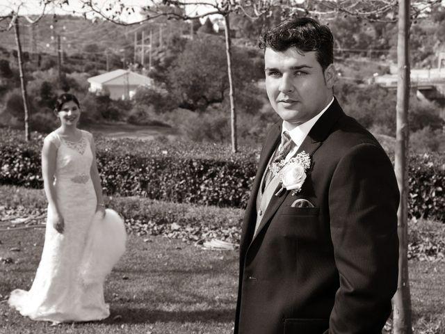 La boda de Jony y Sara en Valdeobispo, Cáceres 18