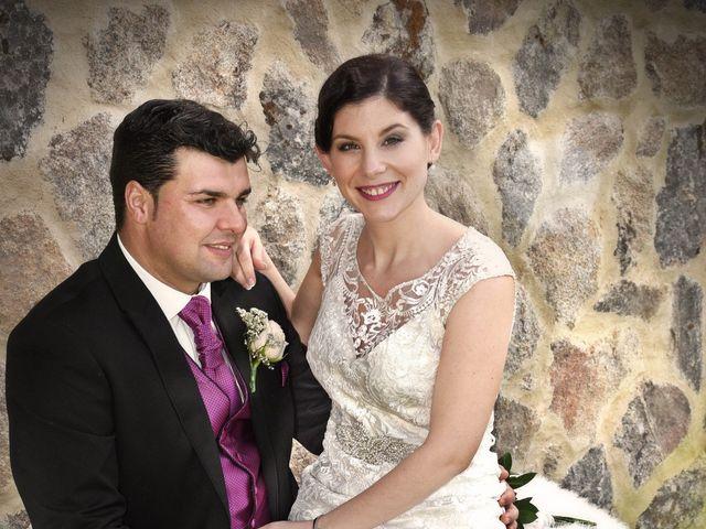 La boda de Jony y Sara en Valdeobispo, Cáceres 19