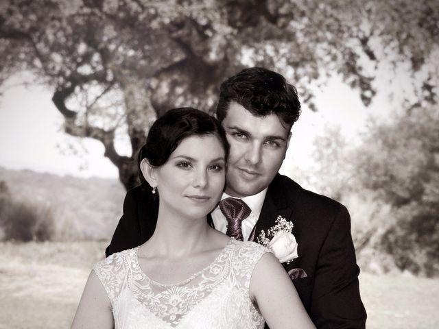 La boda de Jony y Sara en Valdeobispo, Cáceres 20
