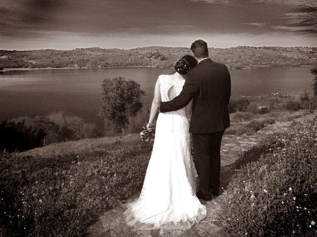La boda de Jony y Sara en Valdeobispo, Cáceres 22