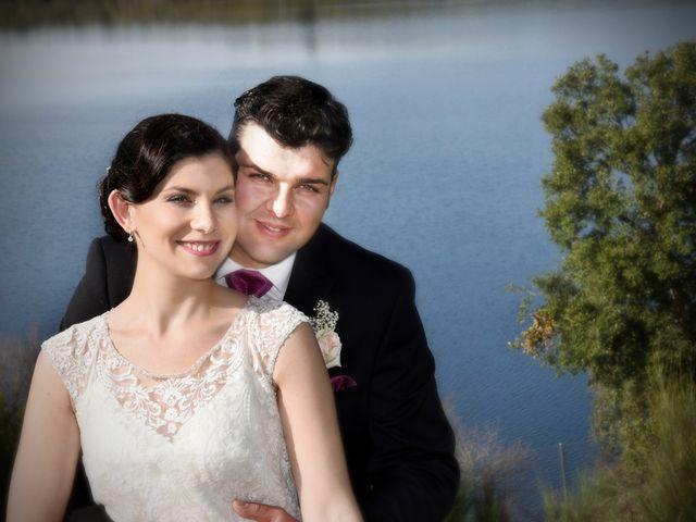 La boda de Jony y Sara en Valdeobispo, Cáceres 21