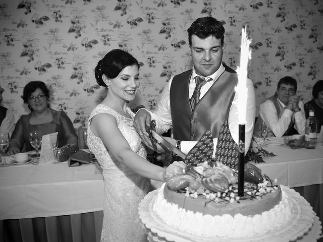La boda de Jony y Sara en Valdeobispo, Cáceres 24