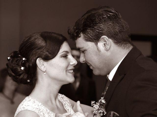 La boda de Jony y Sara en Valdeobispo, Cáceres 25