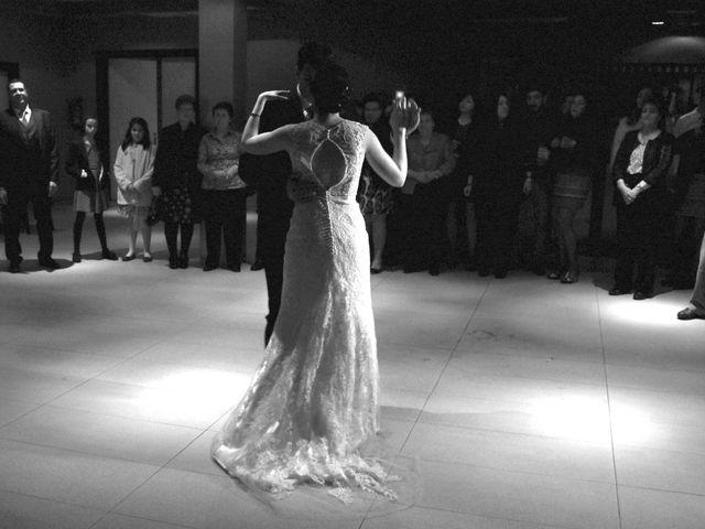La boda de Jony y Sara en Valdeobispo, Cáceres 27