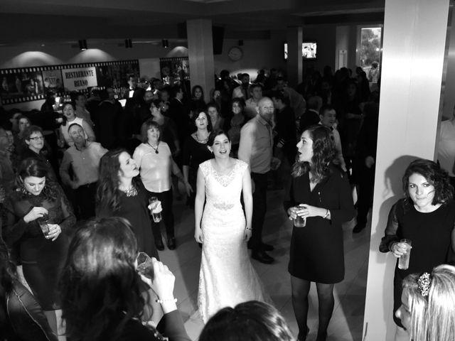 La boda de Jony y Sara en Valdeobispo, Cáceres 28