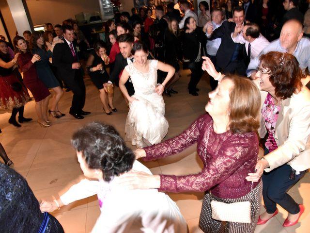 La boda de Jony y Sara en Valdeobispo, Cáceres 30