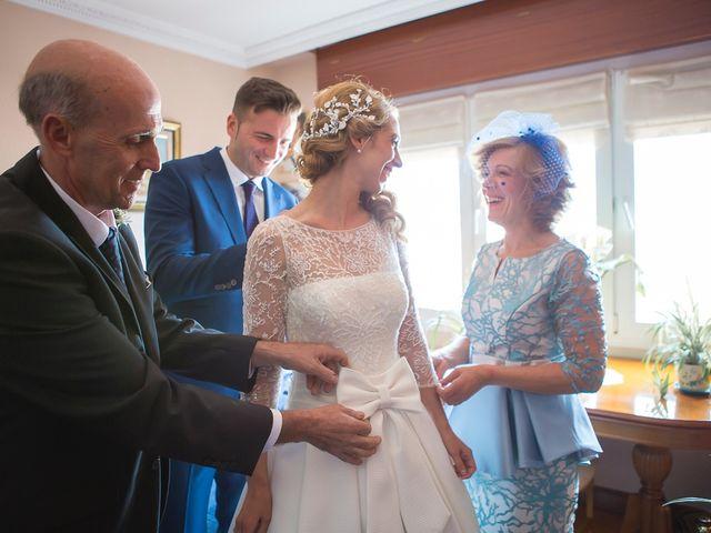 La boda de Unai y Estibaliz en Portugalete, Vizcaya 5