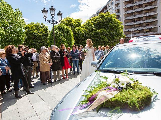 La boda de Unai y Estibaliz en Portugalete, Vizcaya 15
