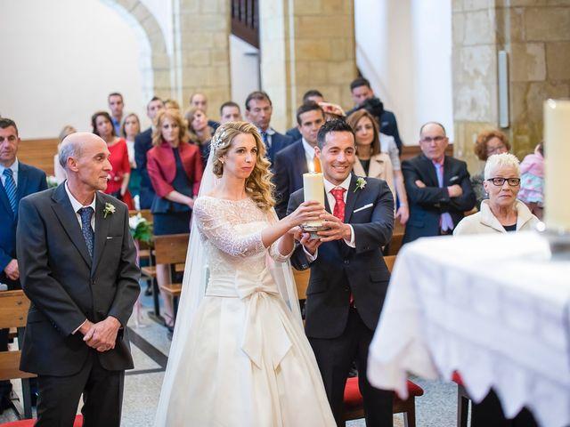 La boda de Unai y Estibaliz en Portugalete, Vizcaya 18