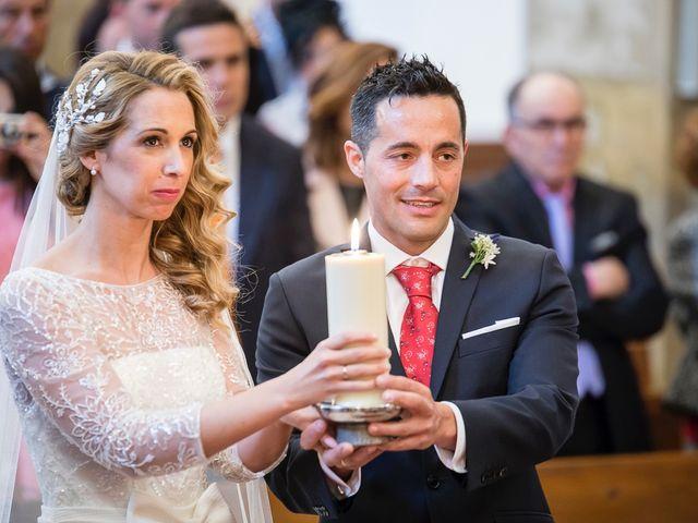 La boda de Unai y Estibaliz en Portugalete, Vizcaya 19