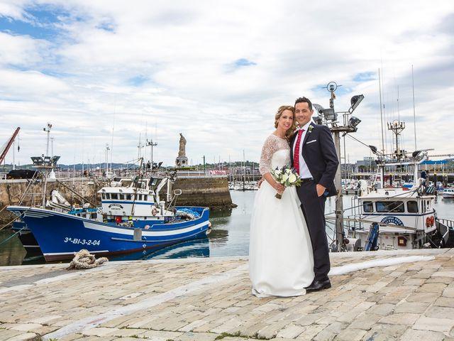 La boda de Unai y Estibaliz en Portugalete, Vizcaya 21