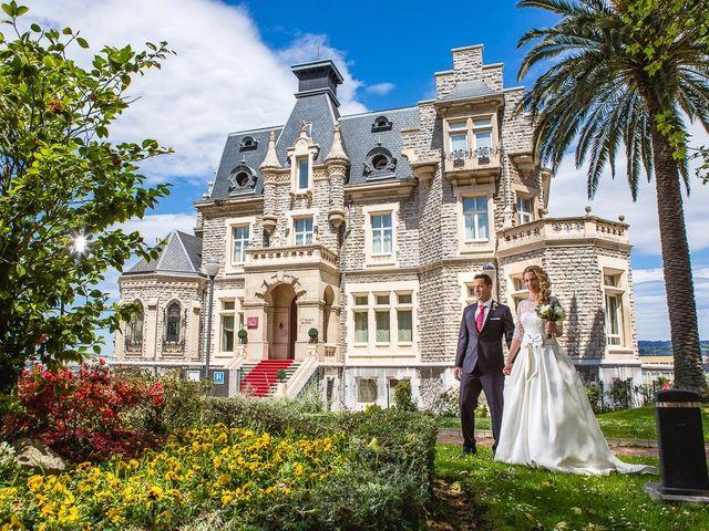La boda de Unai y Estibaliz en Portugalete, Vizcaya 22