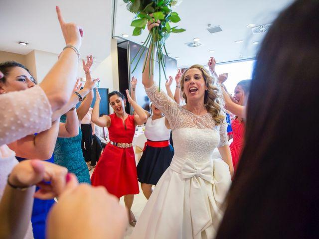 La boda de Unai y Estibaliz en Portugalete, Vizcaya 34