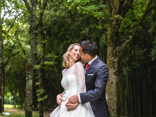 La boda de Unai y Estibaliz en Portugalete, Vizcaya 60