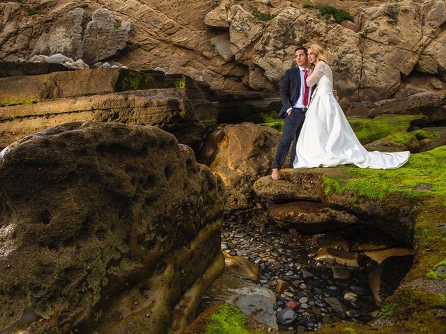 La boda de Unai y Estibaliz en Portugalete, Vizcaya 71