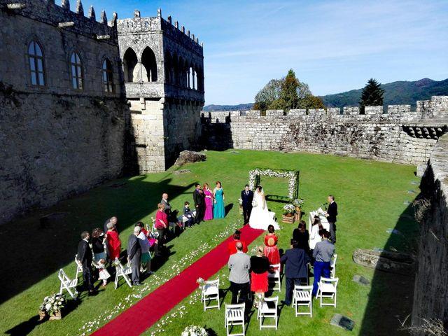 La boda de Jose y Jessenia en Soutomaior, Pontevedra 1