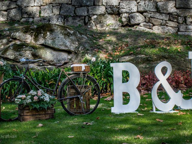 La boda de Jose y Jessenia en Soutomaior, Pontevedra 5