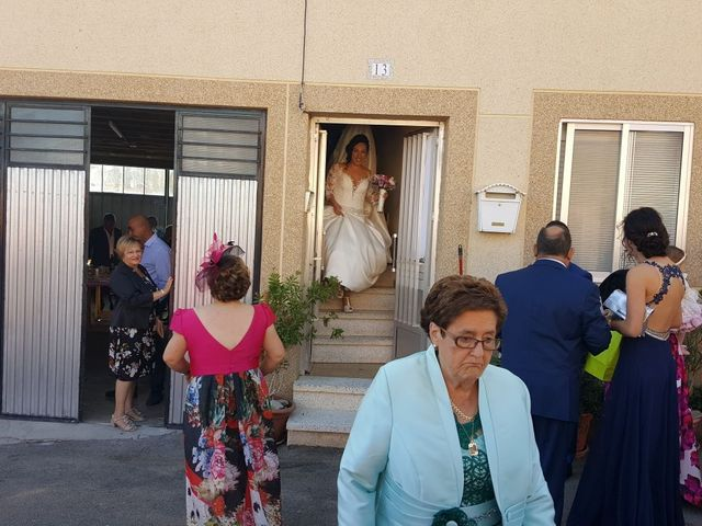 La boda de Vicente y Noelia en La Boveda De Toro, Zamora 5