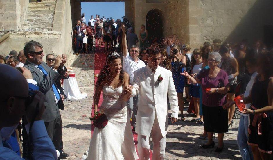 La boda de Pili y Luis en Nijar, Almería