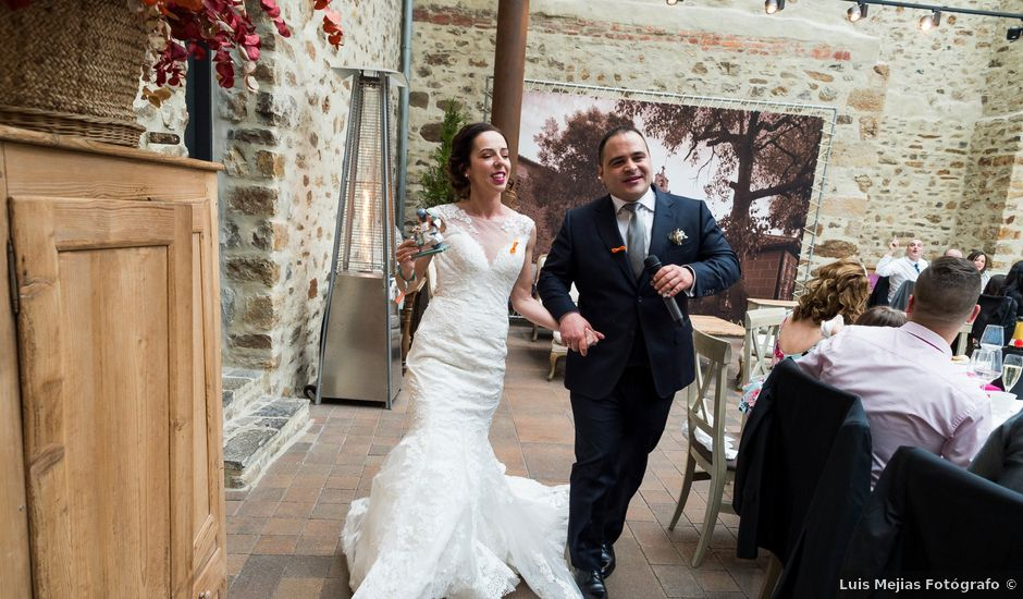 La boda de Imanol y Ianire en Gordexola, Vizcaya