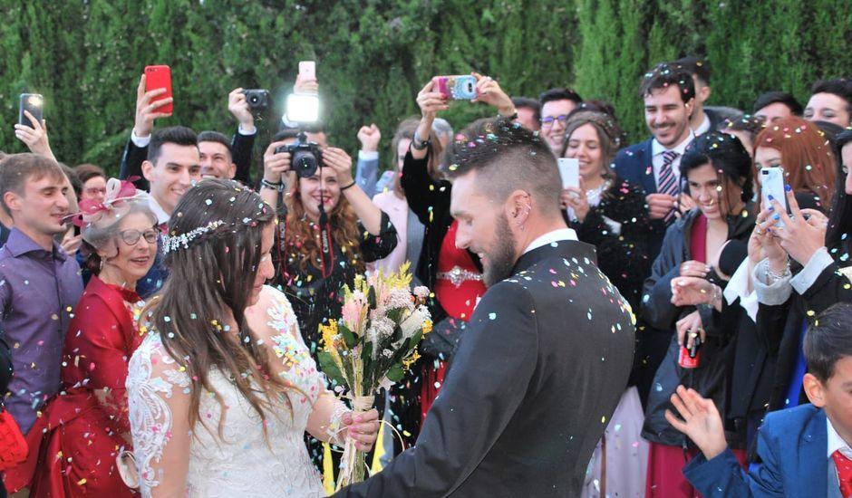 La boda de Rubén  y Tamara  en Villar Del Maestre, Cuenca