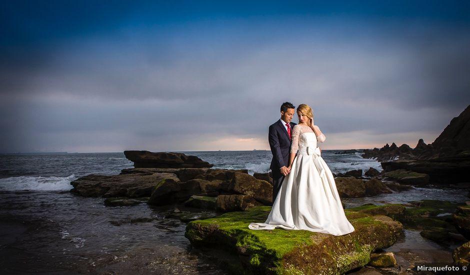 La boda de Unai y Estibaliz en Portugalete, Vizcaya