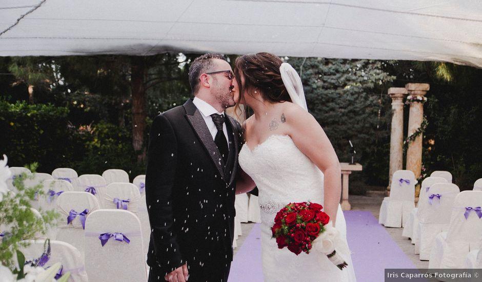 La boda de Jose y Marina en Murcia, Murcia