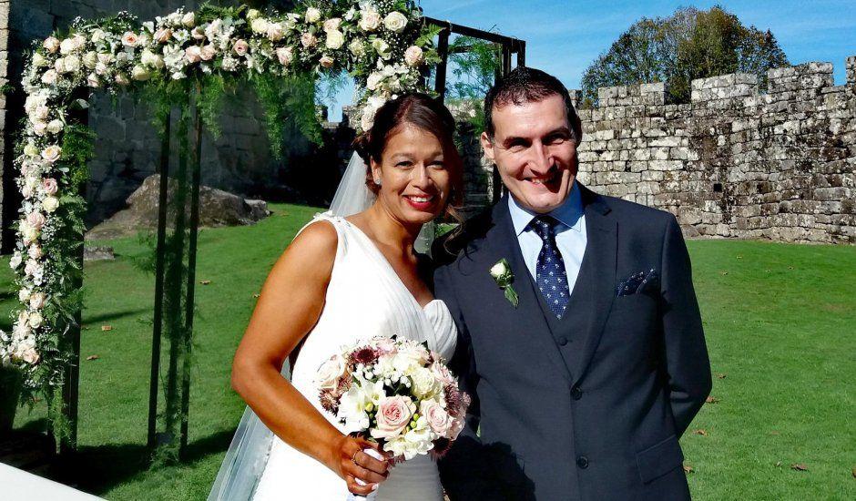 La boda de Jose y Jessenia en Soutomaior, Pontevedra
