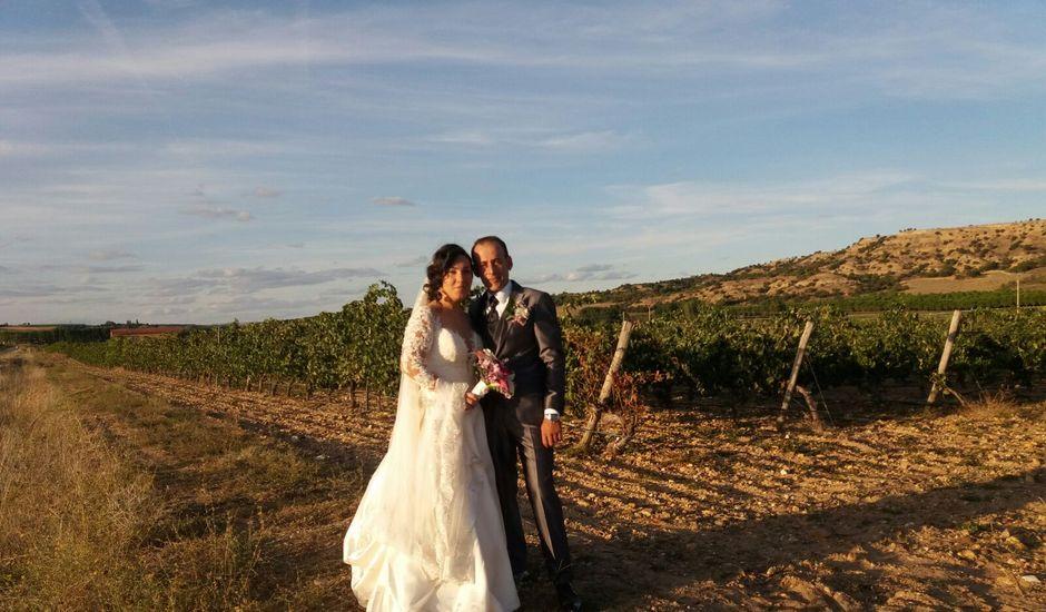 La boda de Vicente y Noelia en La Boveda De Toro, Zamora