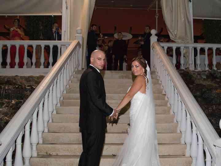 La boda de Elvira y Luis