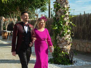 La boda de Fco Javier y Daniel 2