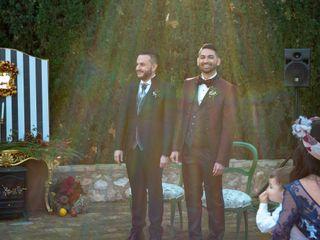 La boda de Fco Javier y Daniel 3