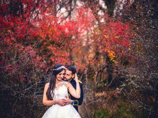 La boda de Sara y Ricardo