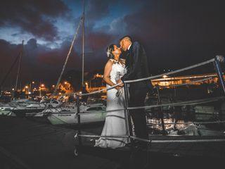 La boda de Leticia y Toni